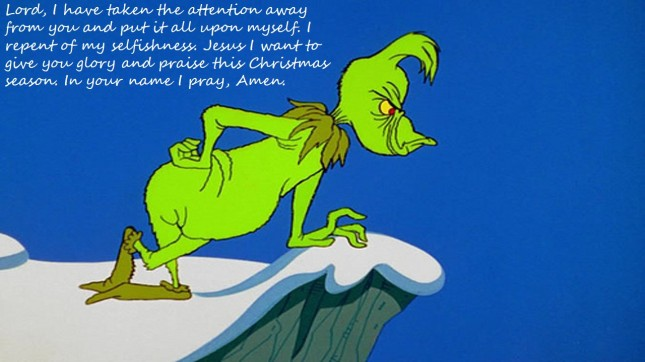 "How the ""Grinch"" Steals Christmas: Matthew 2:1-18"