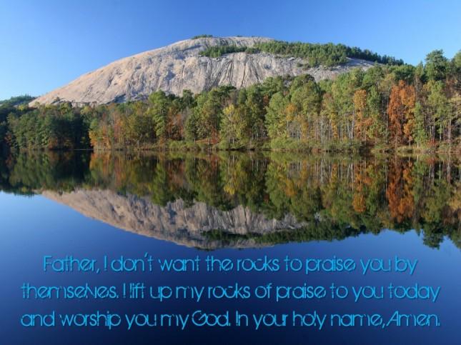 Rocks of Praise